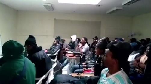 VIDEO | La desatada celebración de la comunidad haitiana tras el gol de Alexis a Alemania