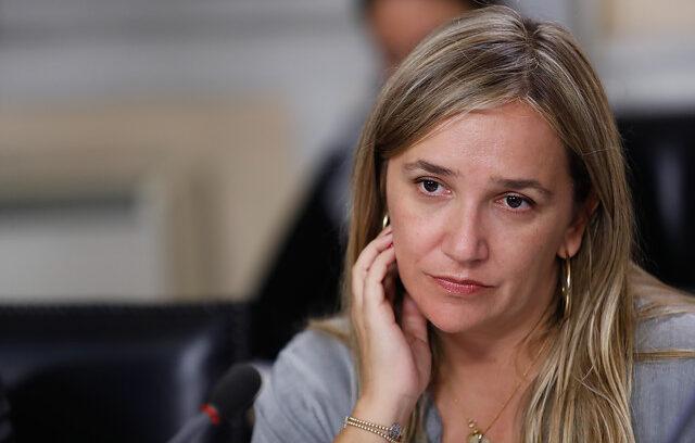 """Diputada Hoffmann envía proyecto de ley que busca terminar con """"portonazos"""" de editoriales escolares"""
