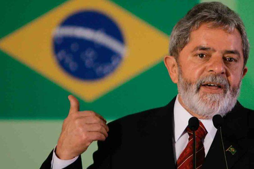 """Lula da Silva quiere ser presidente otra vez: """"Vamos a volver a gobernar"""""""