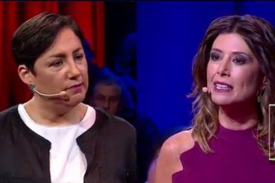 VIDEO | El tenso round de Beatriz Sánchez con Macarena Pizarro por Venezuela