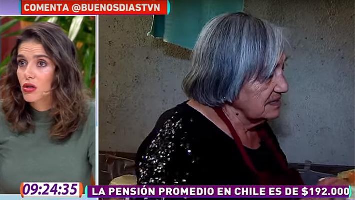 VIDEO | La discusión entre María Luisa Godoy y Andrea Arístegui por sueldos de TVN