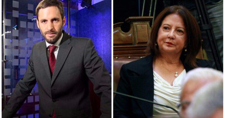 """""""Soledad Alvear pidió debate Guillier"""