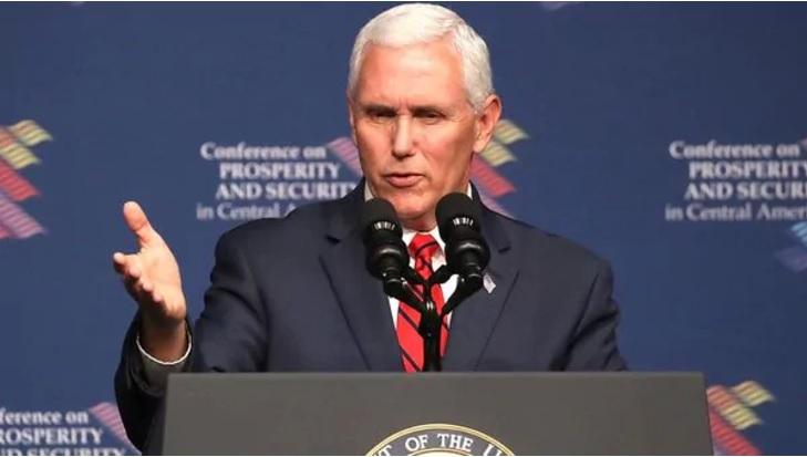 Vicepresidente de EE.UU., Mike Pence, visitará Chile como parte de gira a Sudamérica