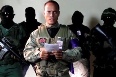 VIDEOS |Aseguran que militar que atacó el Tribunal Supremo es investigado por sus vínculos con la CIA