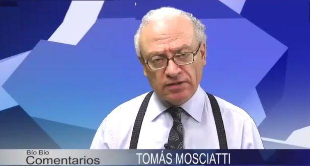 VIDEO | La columna de Tomás Mosciatti directo al mentón de la Democracia Cristiana