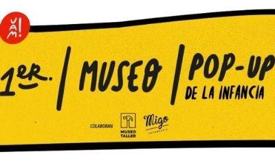 Inédito Museo Pop-Up aparecerá por sólo 4 horas en pleno centro de Santiago (y gratuito para todos)