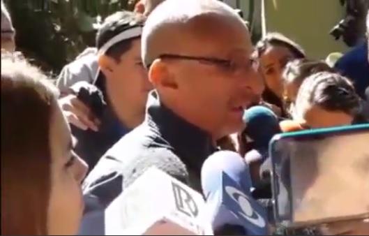 VIDEO l Padre de joven asesinado por policía envía estremecedor mensaje a Maduro