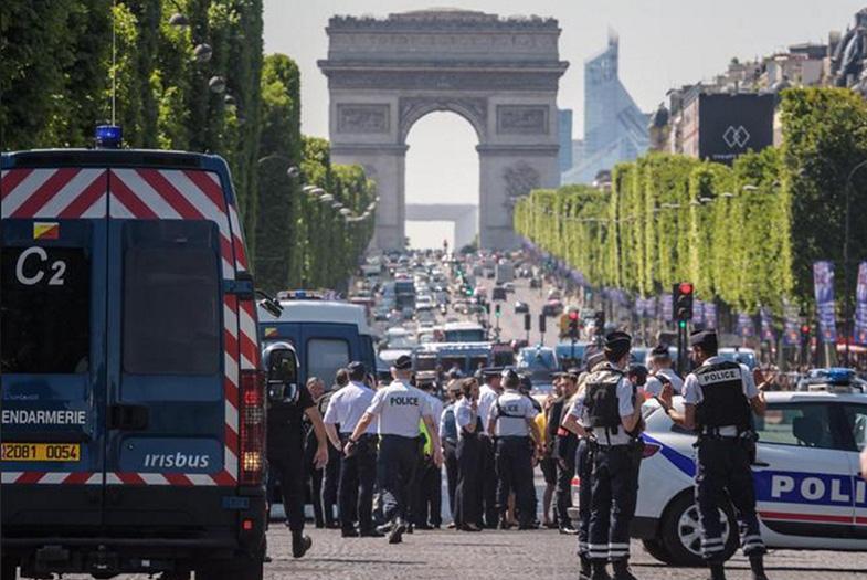 Londres y París nuevamente golpeados por ataques terroristas