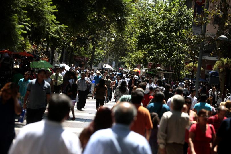 Chile es el país de la Copa Confederaciones más desigual en ingresos