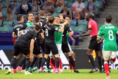 VIDEO | El registro de Copa Confederaciones que muestra que el VAR no sirve para nada
