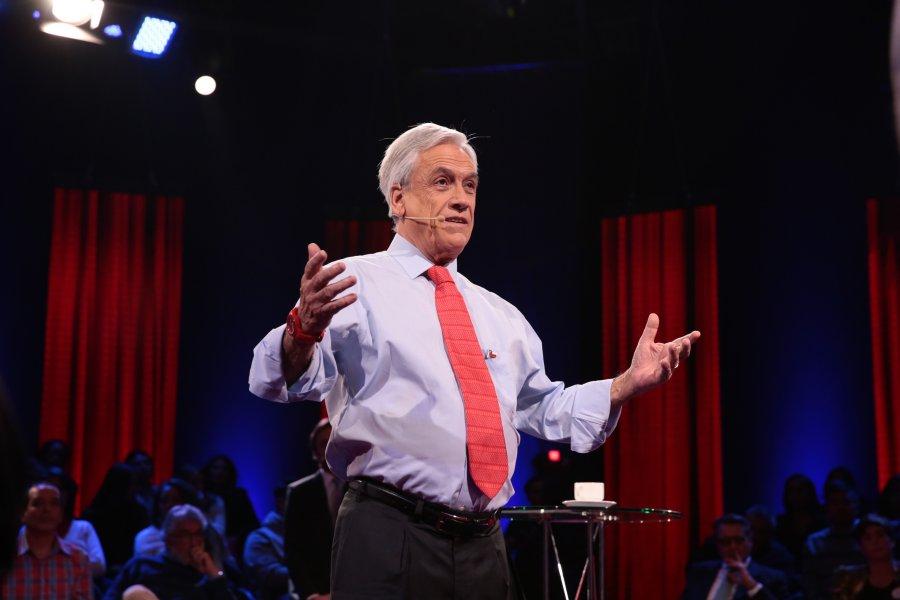 VIDEO   Piñera saca a relucir todo su machismo (otra vez) en impresentable comentario