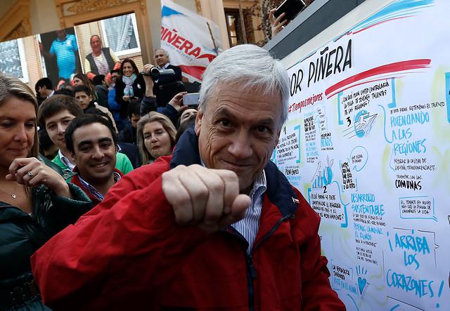 Desde Violeta Parra hasta Despacito: las 22 canciones que componen la playlist de Piñera en Spotify