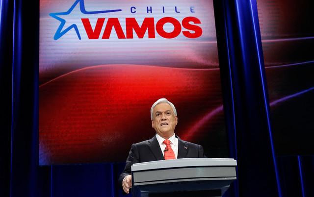 La pregunta sobre delincuencia que descolocó a Piñera y que echó por tierra sus cifras