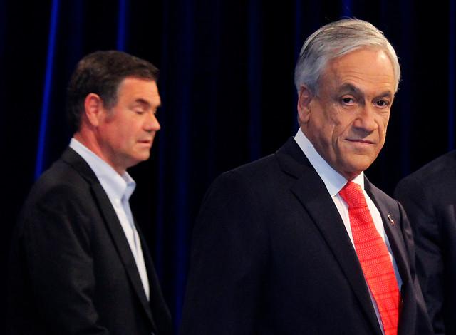 """Ossandón le saca en cara """"la Ley de Pesca Corrupta"""" y Piñera responde: """"Es perfectible"""""""
