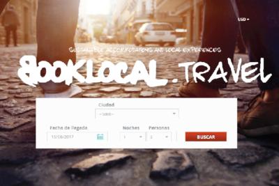 Esta es la nueva plataforma online que reúne hospedajes sustentables de Chile