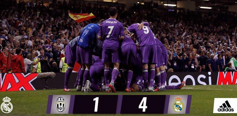 VIDEOS | Los goles que coronaron al Real Madrid como bicampeón de la Championes League