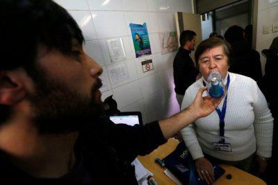 Decretan alerta sanitaria preventiva por aumento de enfermedad respiratorias