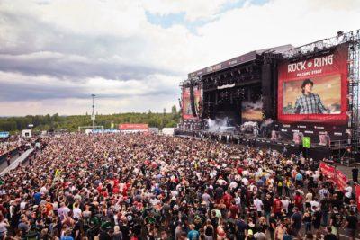 """Policía suspende Festival """"Rock am Ring"""" en Alemania por activación de amenaza terrorista"""