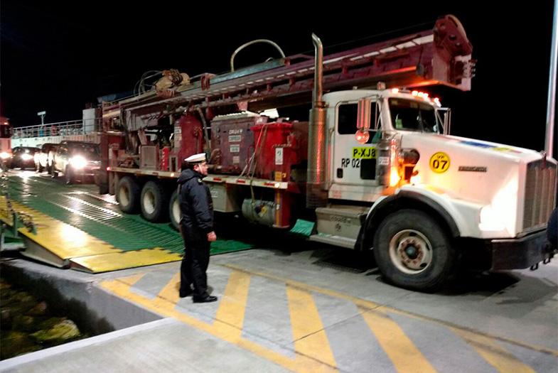 Cuarta jornada de rescate de mineros atrapados en Aysén terminó sin éxito