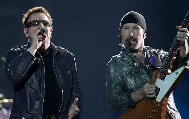 """Bono luego de aparecer en los Paradise Papers: """"Celebro estas revelaciones"""""""