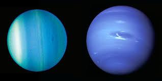 NASA planea misiones para Urano y Neptuno en 2030