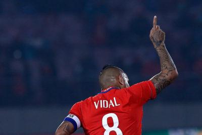 Arturo Vidal ningunea influencia de Bielsa en la selección