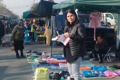 """Ximena Ossandón a Piñera: """"Cree que la salvación de la humanidad está en el capitalismo"""""""