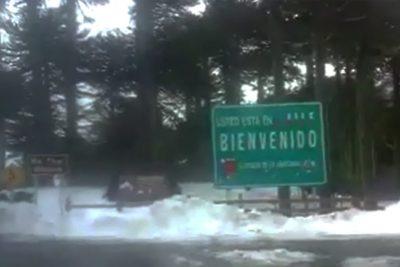 VIDEO | La sentida comparación que hizo indignado argentino con paso fronterizo chileno