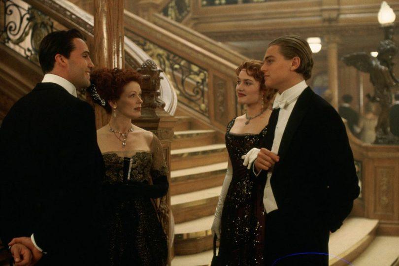FOTO  Los tres protagonistas de Titanic se reencuentran 20 años después por una buena causa