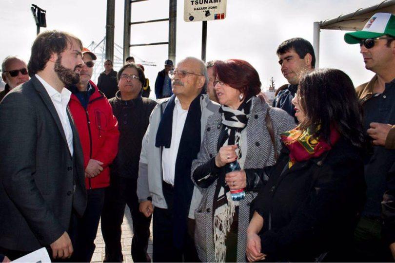 Alcalde Sharp propone inédita medida para el turismo de Valparaíso