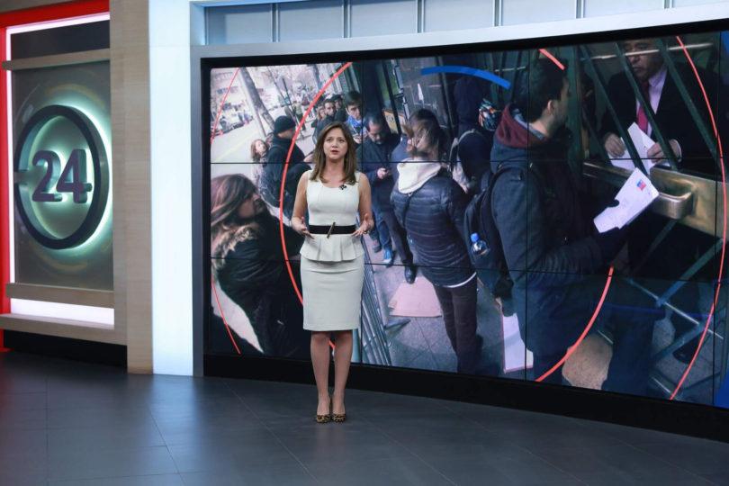 Directorio de TVN alza la voz por situación contractual de Mónica Pérez a días de su viaje a Londres