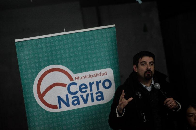 Cerro Navia solicita iniciar proceso de desmunicipalización este año
