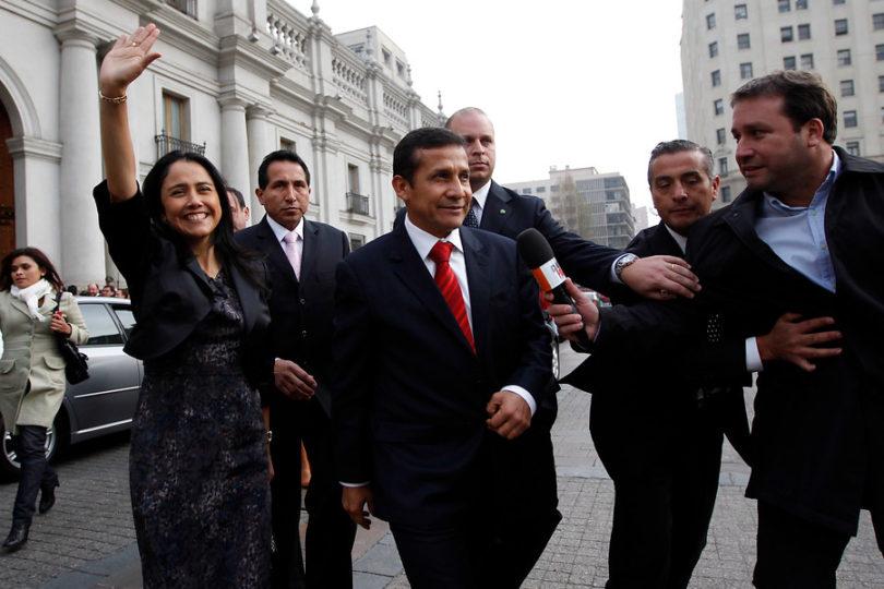 Justicia peruana ordenó la prisión preventiva de Ollanta Humala y su esposa