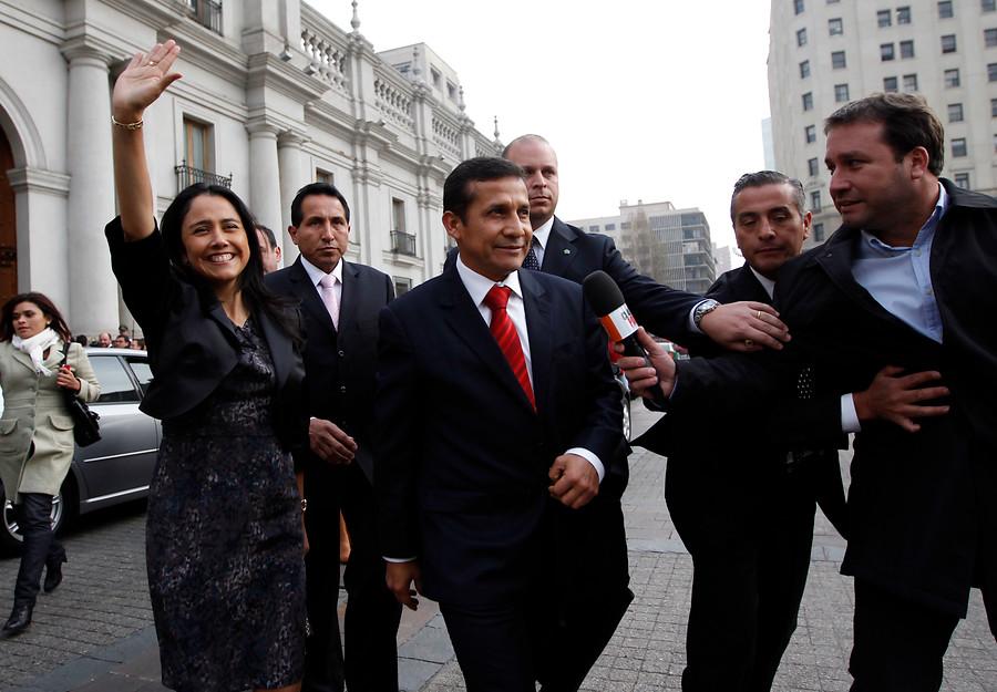 """""""Justicia peruana ordenó la prisión preventiva de Ollanta Humala y su esposa"""""""