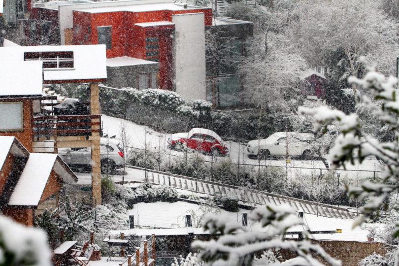 Nieve en Santiago: revisa en qué comunas podría haber nevazón este fin de semana