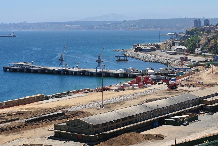Unesco da luz verde a construcción del Mall Barón en borde costero de Valparaíso