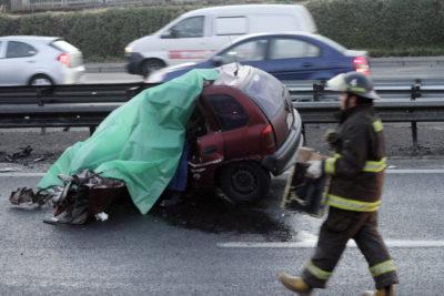 #MásQueUnNúmero2178: potente intervención busca visibilizar las muertes en accidentes de tránsito