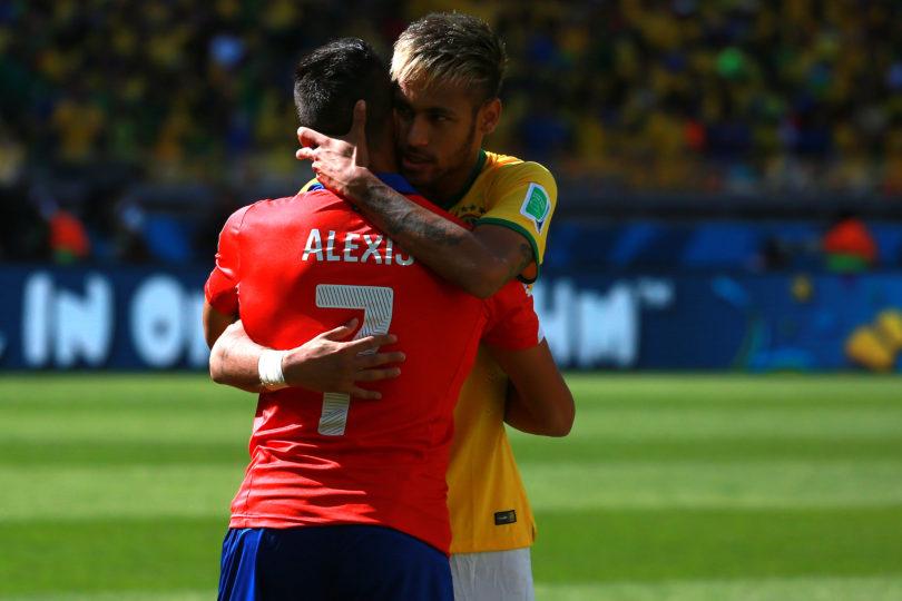 """PSG presentaría millonaria cifra para tener delantera """"de lujo"""" con Alexis Sánchez y Neymar"""