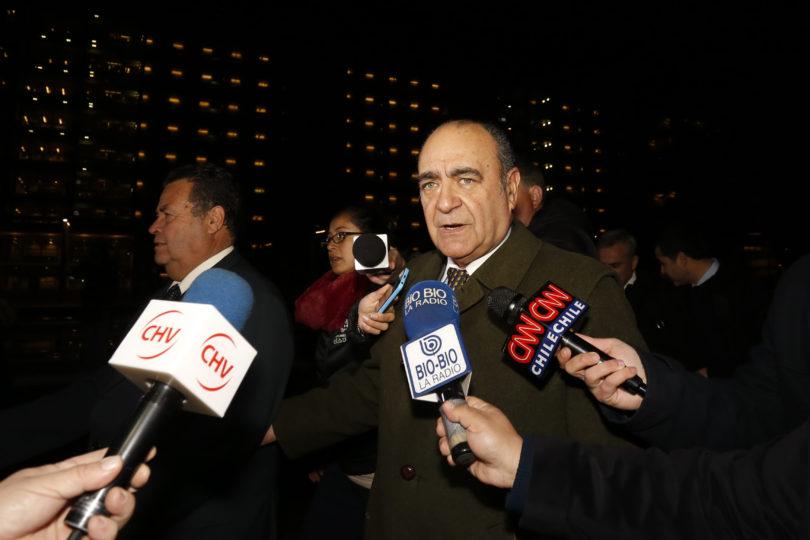 Caso Penta: Ministerio Público ofrece salida alternativa a Alberto Cardemil