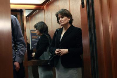 """Fuiste a Sernam para archivar la causa"": ex ministra de Bachelet destruye a Rincón en 140 caracteres"