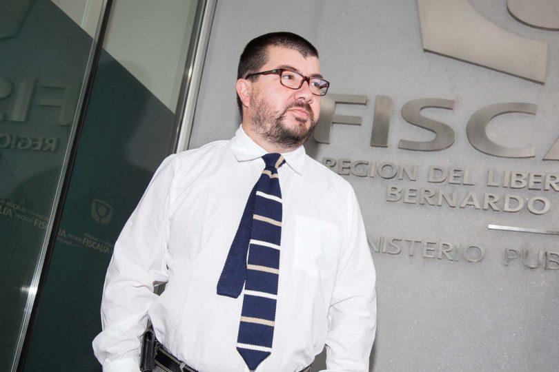 Fiscal Sergio Moya solicitó el cierre de la investigación del caso Caval