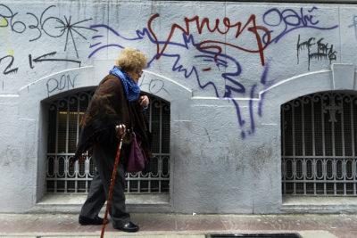 Pensión básica solidaria subió apenas 1,749 pesos