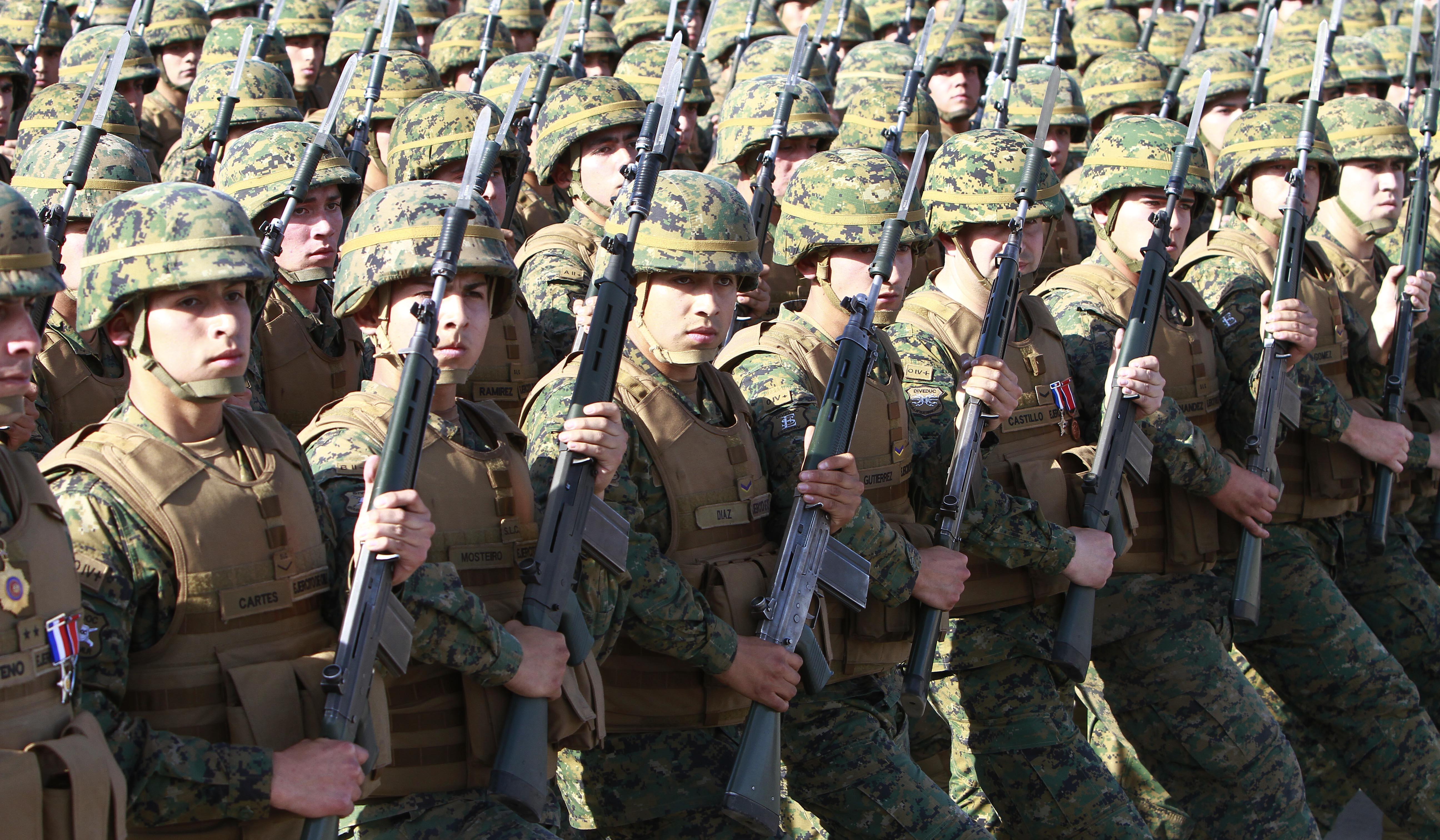 Parada Militar le costó a Chile más de $460 millones en los últimos cuatro años