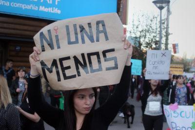 Coordenadas para la marcha convocada por #NiUnaMenos tras denuncia de ex pareja de Tea Time
