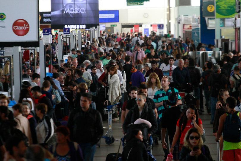Sólo 11 horas: ciber-locura por promoción de LATAM con pasajes al extranjero