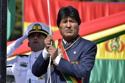 """Evo Morales tras detención de carabineros en Bolivia: """"Lamento la transgresión de nuestra frontera"""""""