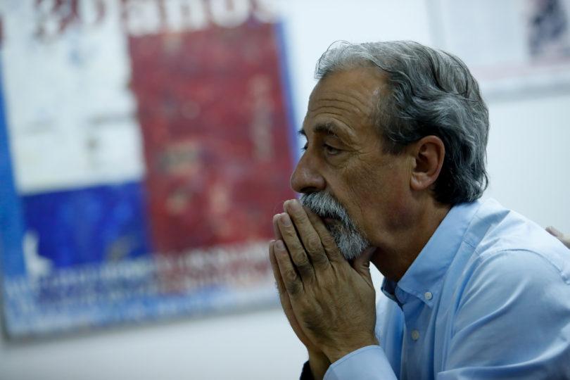 Twitter explota frente a insistencia de Luis Mesina a cambiarse al fondo E