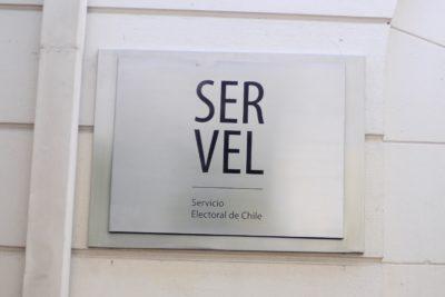 Más de 600 personas han acudido al Servel por afiliaciones irregulares
