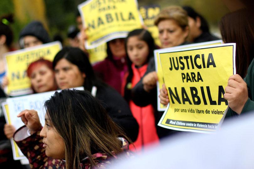 """Nábila Rifo: """"Yo pensé que la Corte Suprema era más seria, más consecuente"""""""