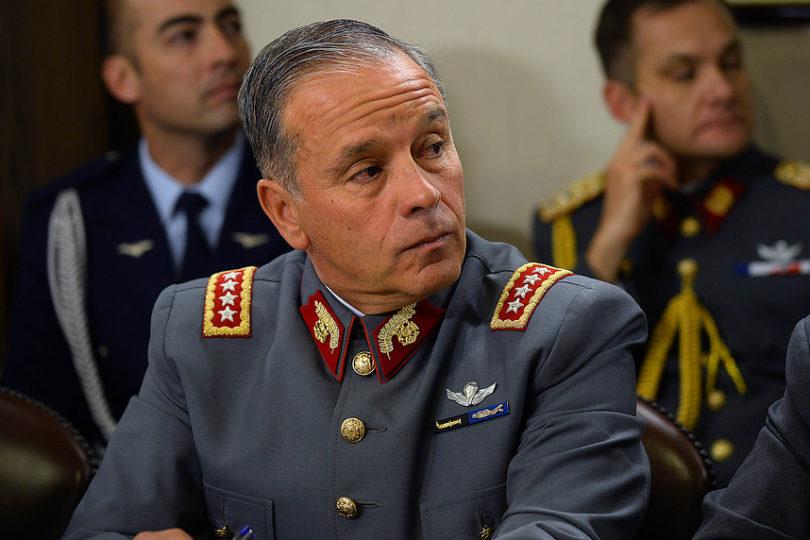 """Senadores PS condenó dichos de general Oviedo sobre el """"contexto"""" de las violaciones a DD.HH."""